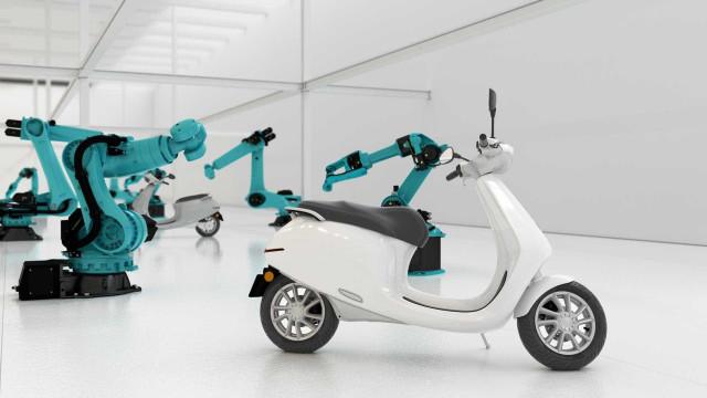 Empresa de scooters financiada na Seedrs vai vender para Portugal