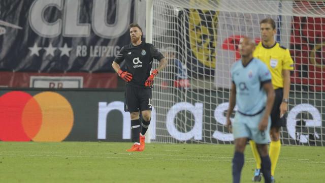 """""""Não se pode dizer que foi por José Sá que o FC Porto perdeu"""""""