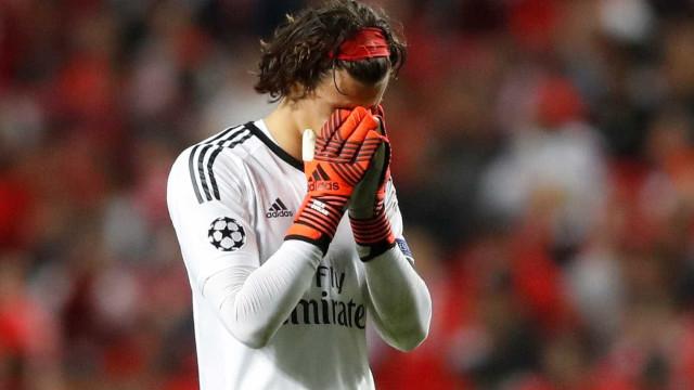 Sonho da Champions esvanece: Benfica perde com o United na Luz