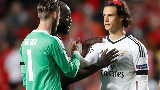 Incomodar Svilar fazia parte do planos de Mourinho, revela Matic