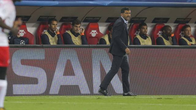 Sérgio Conceição sentou-se à mesa com Casillas e questão está arrumada