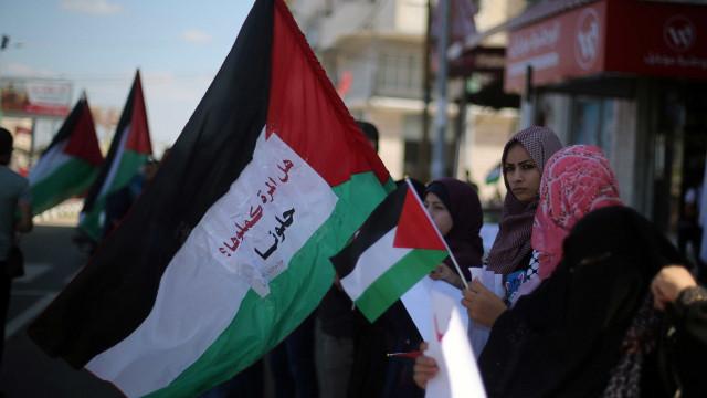 """Hamas rejeita """"ingerência flagrante"""" dos Estados Unidos"""