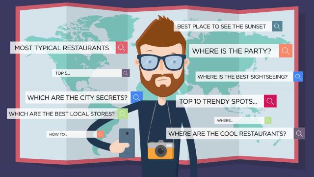 App portuguesa que liga turistas a locais tem novidades. E não são poucas