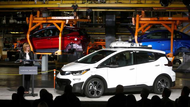General Motors terá o seu maior teste na condução autónoma