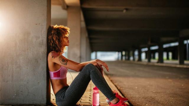 O que nunca deve fazer depois de ir correr