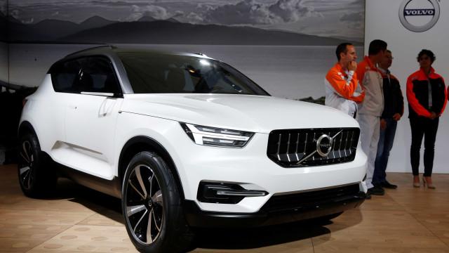 Volvo promove Roadshow Nacional para apresentar o novo XC40
