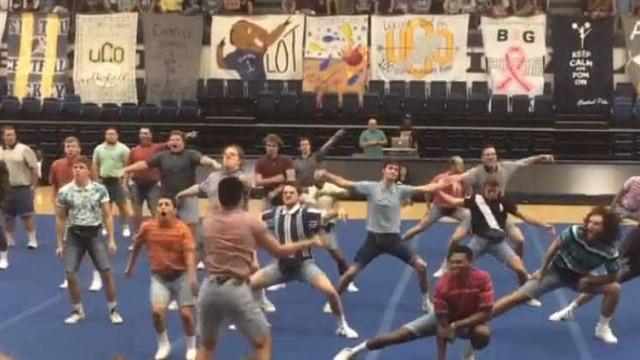 A coreografia que surpreendeu todos e se tornou uma boa ação