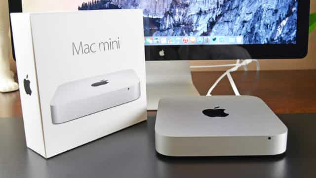 A Apple está a preparar um Mac mini mais poderoso