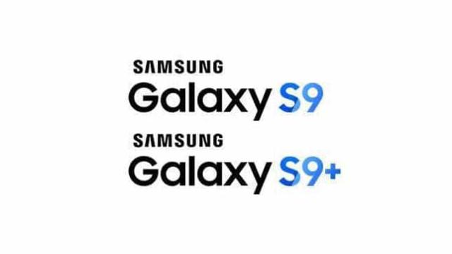 Estes podem ser os logótipos do Galaxy S9 e Galaxy S9 Plus