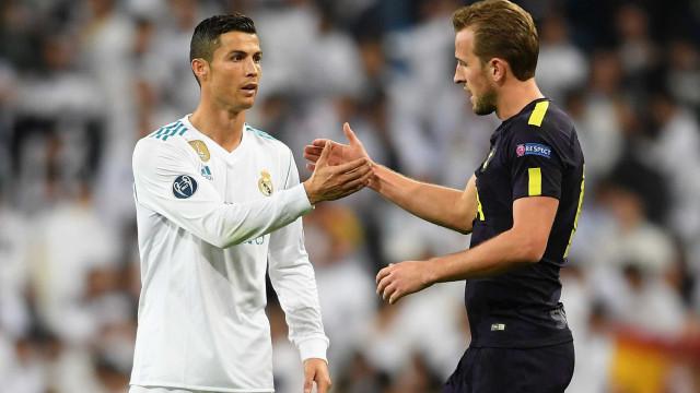 """""""Kane e Ronaldo? Não há maneira de compará-los"""""""