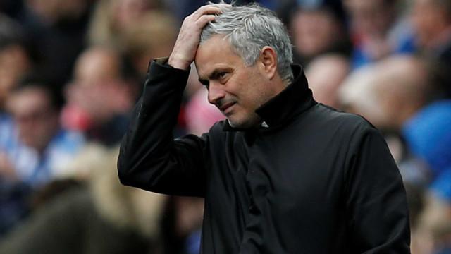"""Mourinho admite desilusão: """"Não estava à espera disto"""""""