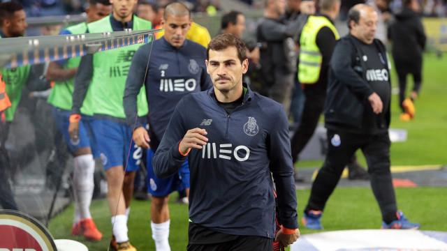 """""""Casillas de saída por causa do salário? Das loucuras que vi, é a maior"""""""