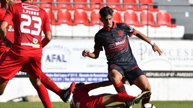 Sporting 'espreita' oportunidade por Francisco Trincão