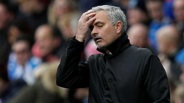 """Mourinho incrédulo com a análise de Herrera à derrota: """"Oh meu Deus..."""""""