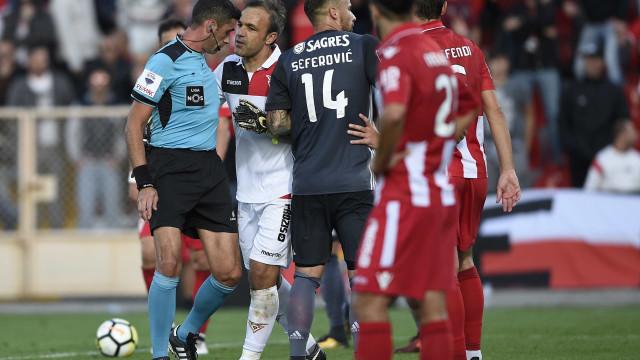 Conselho de Disciplina excluiu processo à falha do VAR no Aves-Benfica