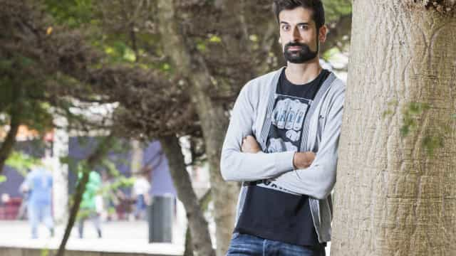 """António Raminhos: """"Mas está tudo parvo? Agora ia gozar com os incêndios?"""""""