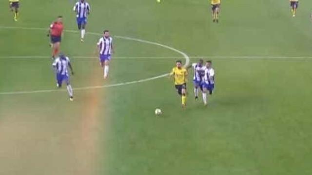 "O ""momento espetacular"" de Marega que encantou o FC Porto"