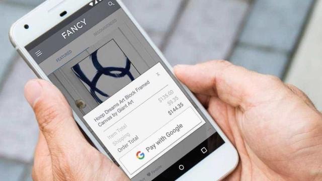 Google lança novo sistema de pagamento para lhe facilitar a vida online