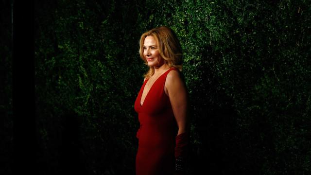 Kim Cattrall não conseguiu engravidar... por causa de 'Sexo e Cidade'