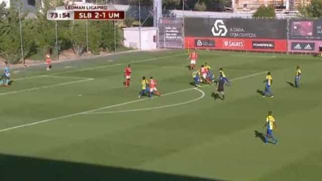 "Benfica partilha ""momento mágico"" de Chris Willock"