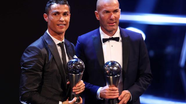 The Best: E o melhor do Mundo é... Cristiano Ronaldo