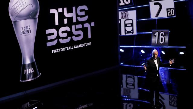 Acompanhe a Gala 'The Best' em direto