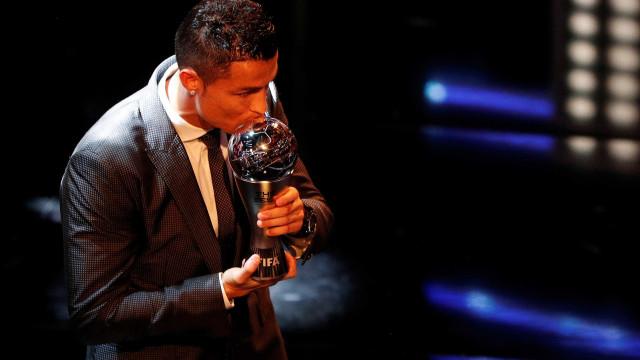 The Best: Ronaldo foi rei e senhor em 2017. Eis os motivos