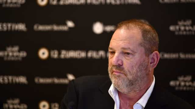 Harvey Weinstein vai passar o Ano Novo na clínica de reabilitação