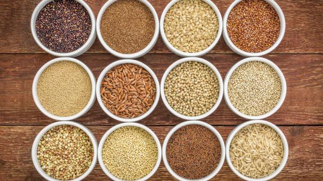 Cinco cereais que deve incluir já na dieta