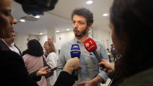 Moisés Ferreira de novo cabeça de lista do Bloco de Esquerda por Aveiro