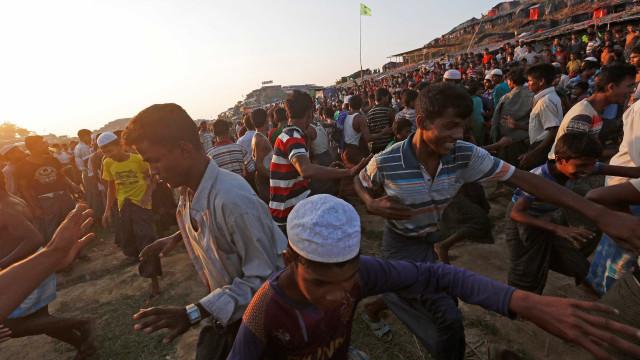 Bangladesh deve reinstalar rohingyas devido a risco de catástrofe