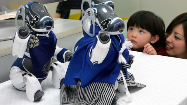 A Sony quer lançar um cão robot para o ajudar a tratar da casa