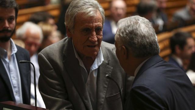 """Jerónimo e Costa concordam: Atual política foi """"maior derrota da Direita"""""""