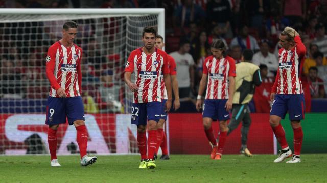 Atlético estabelece preço para deixar sair Gaitán: 15 milhões de euros