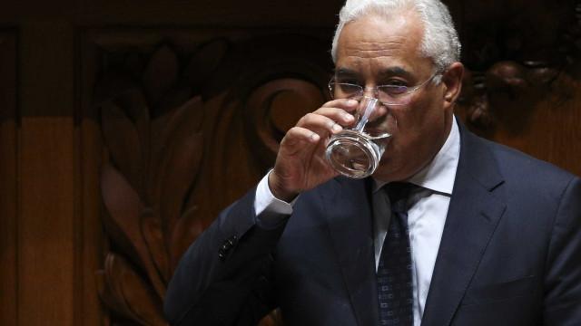 """Costa admite falhas de comunicação, PSD acusa-o de falhar """"palavra dada"""""""
