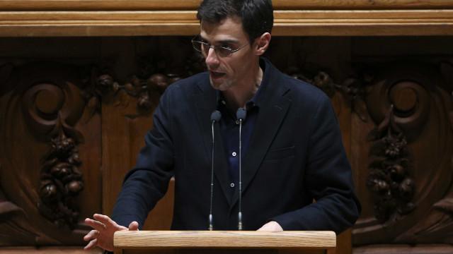 Legionella: Parlamento discute projetos do BE a 07 de dezembro