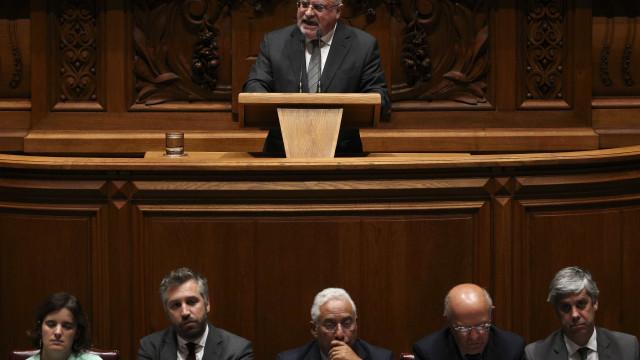 Capoulas Santos ouvido no Parlamento sobre fertilizantes agrícolas
