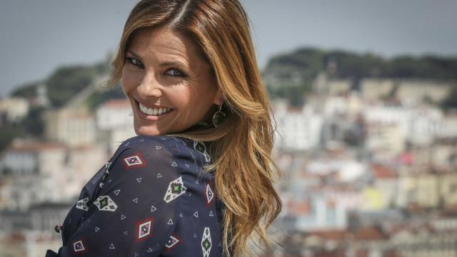 Sónia Araújo chega aos 48 anos feliz e rodeada de amigos