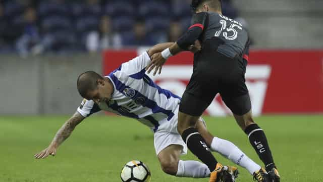 Dragão desce à terra e Leixões arranca um ponto na Taça da Liga
