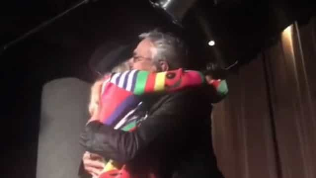 Madonna vai a casamento no Brasil e partilha palco com Caetano Veloso
