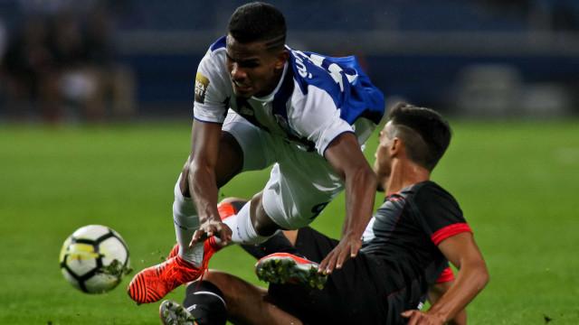 FC Porto vacilou no Dragão. O que será que Conceição não gostou?