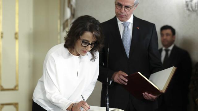 """Acórdão """"é chocante"""", diz nova secretária de Estado para a Igualdade"""