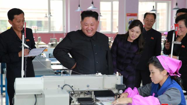 EUA aprovam mais sanções contra Pyongyang