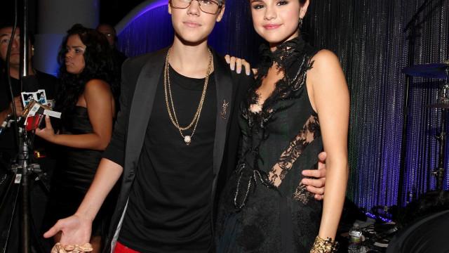 Selena já começou a deixar a sua marca no Instagram de Bieber
