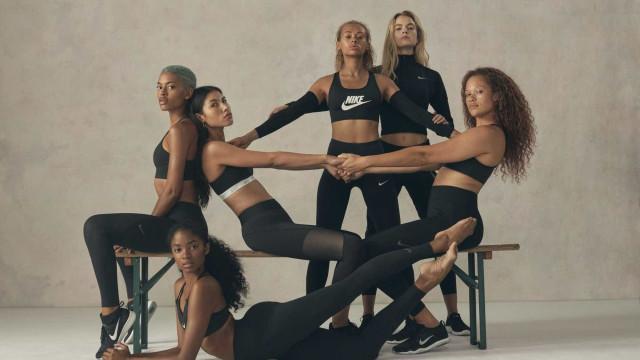 Cada treino, um par de calças. Nike cria roupa que se adapta ao exercício