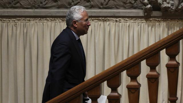 """""""O Governo falhou"""", mas a Esquerda uniu-se para evitar tombo de Costa"""
