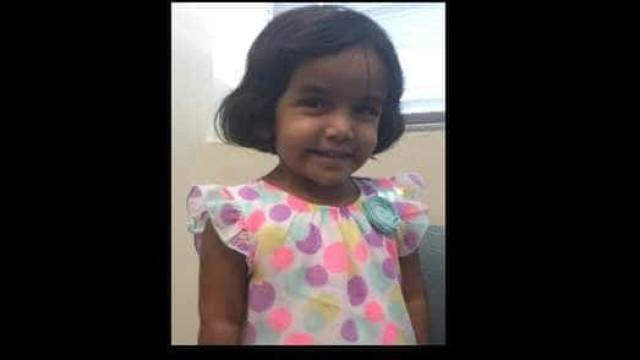 Pai de menina desaparecida admite tê-la obrigado a sufocar com leite