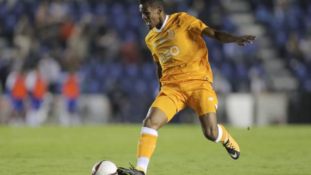 FC Porto: Galeno já não foge ao Portimonense