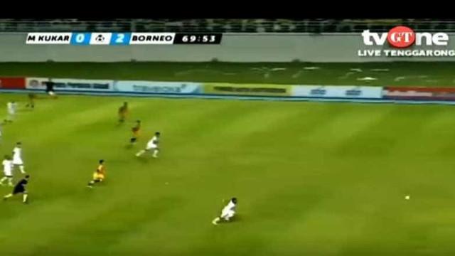 Ronaldo, Bale, Bolt? Não. Terens Puhiri dá lição de... velocidade