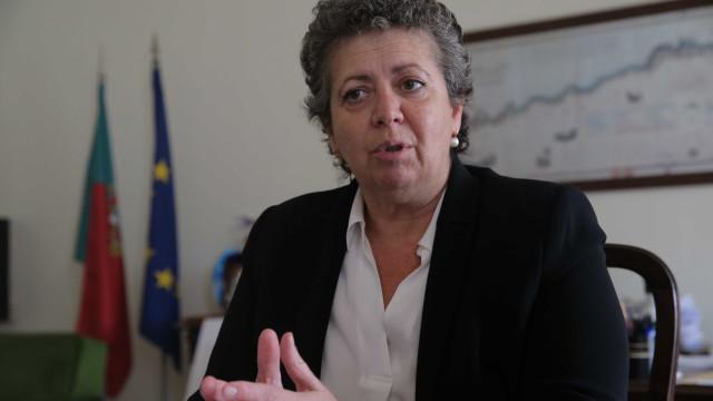 Audição parlamentar de hoje à ministra do Mar adiada para terça-feira